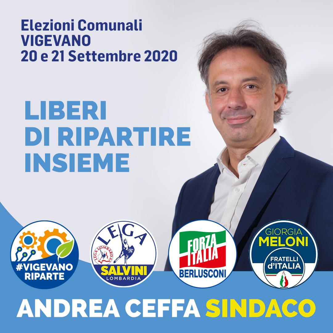 Andrea Ceffa Sindaco