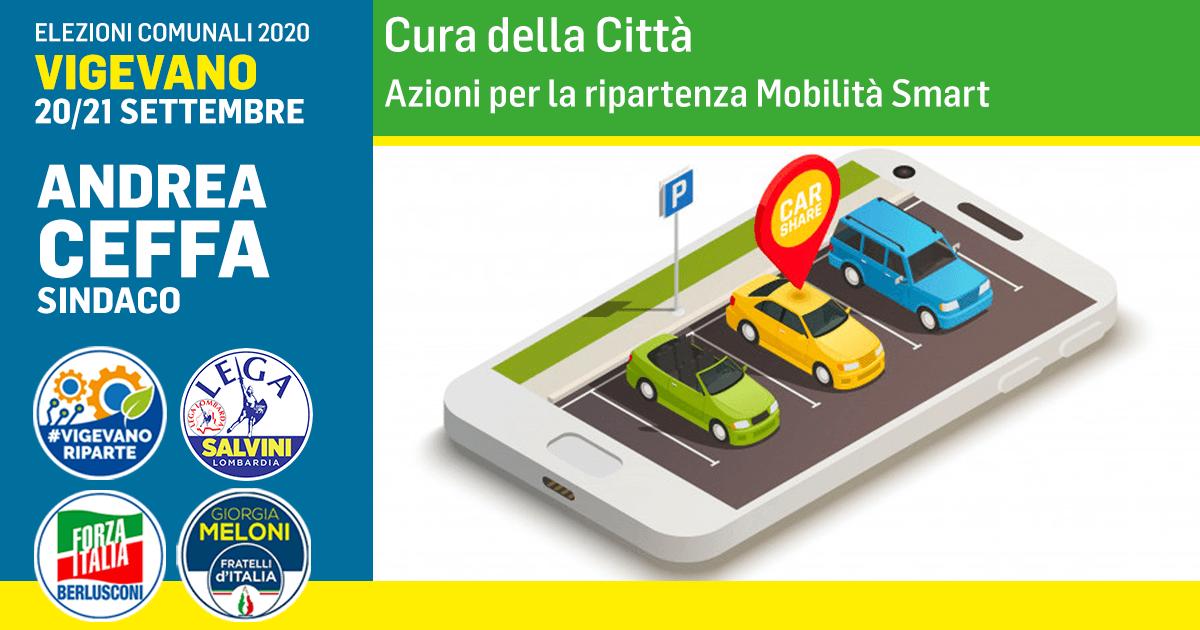 Azioni per la ripartenza Mobilità Smart